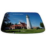 Seul Choix Point Lighthouse Bathmat