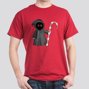 Christmas Grim Reaper Dark T-Shirt