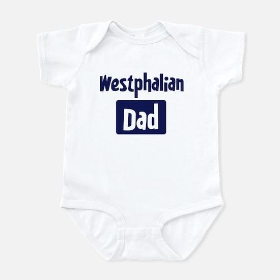Westphalian Dad Infant Bodysuit