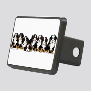 Bernese Mountain Dogs Hitch Cover