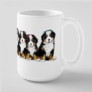 Bernese Mountain Dogs Mugs