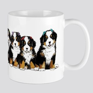Bernese Mountain Dogs Mugs