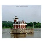 Hudson Athens Lighthouse King Duvet