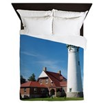 Seul Choix Point Lighthouse Queen Duvet