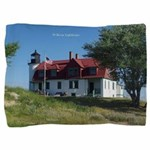 Point Betsie Lighthouse Pillow Sham