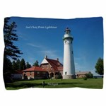 Seul Choix Point Lighthouse Pillow Sham