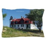 Point Betsie Lighthouse Pillow Case
