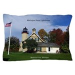 Mcgulpin Point Lighthouse Pillow Case