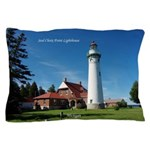 Seul Choix Point Lighthouse Pillow Case