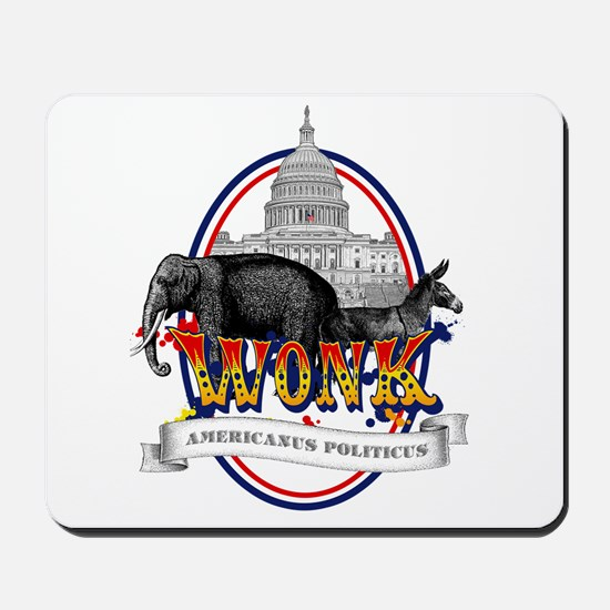 Wonk! Mousepad