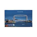 Duluth Aerial Lift Bridge Area Rug