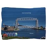 Duluth Aerial Lift Bridge Pillow Sham