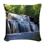 Canyon Falls Woven Throw Pillow