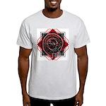 Spiral Dragon T-Shirt (Ash Grey)