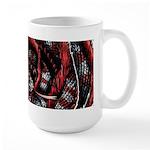 Spiral Dragon Large Mug
