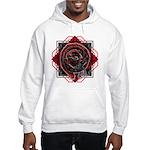 Spiral Dragon Hooded Sweatshirt