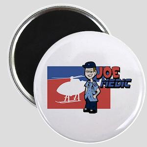 Joe Medic Air Ambulance Magnet