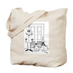 Pet Cartoon 4846 Tote Bag