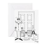 Pet Cartoon 4846 Greeting Cards (Pk of 20)