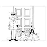 Pet Cartoon 4846 Small Poster