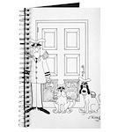 Pet Cartoon 4846 Journal