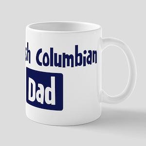 British Columbian Dad Mug