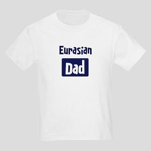 Eurasian Dad Kids Light T-Shirt