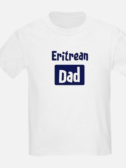 Eritrean Dad T-Shirt