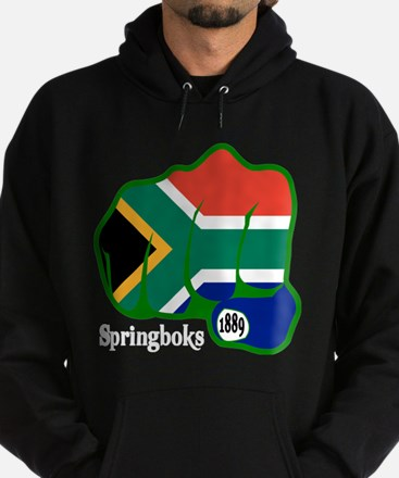South Africa Fist 1889 Hoodie (dark)