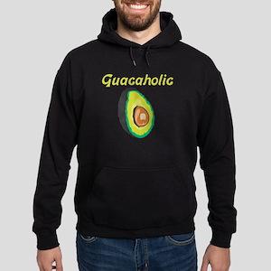 Guacaholic Hoodie (dark)