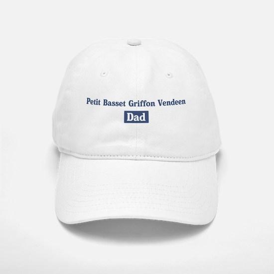 Petit Basset Griffon Vendeen Baseball Baseball Cap