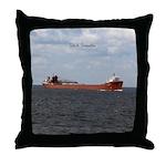 Lee A. Tregurtha Throw Pillow