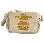 Make America Grate Again Messenger Bag