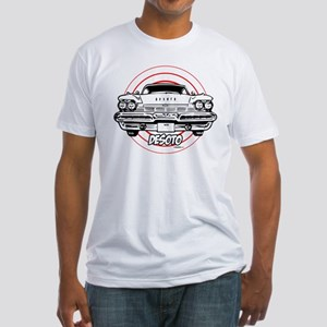 DeSoto Fitted T-Shirt