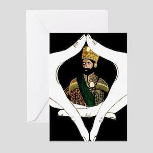 Rastafarian greeting cards cafepress conscious rastafarian art greeting cards pk of 10 m4hsunfo