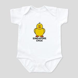 Singapore Chick Infant Bodysuit