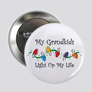 "Grandkids Light My Life 2.25"" Button"