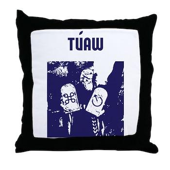 Command-Escape Throw Pillow