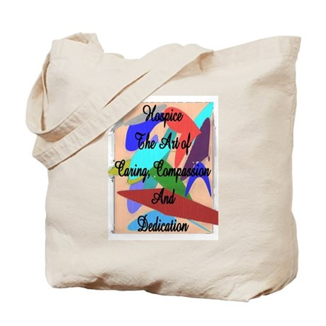 Hospice Tote Bag