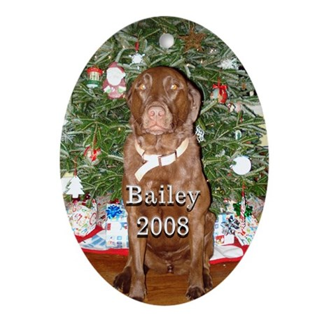 Bailey No Hat (Oval)
