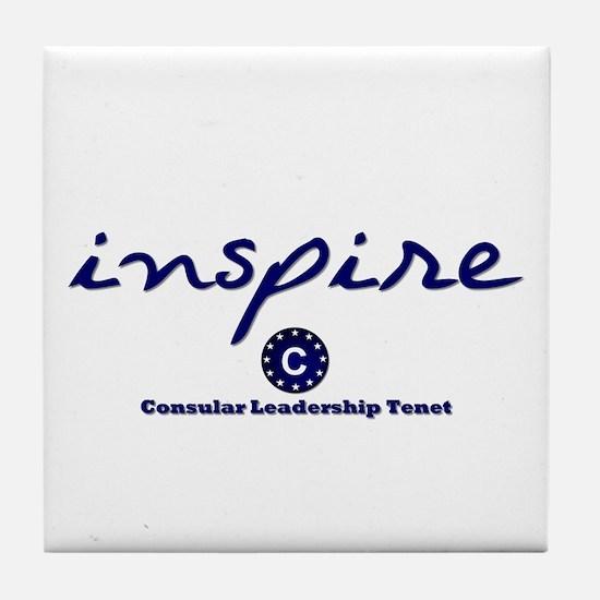 DP-Inspire Tile Coaster
