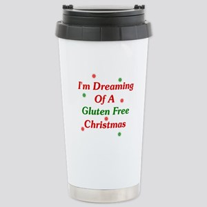 Dreaming Of A Gluten Free Christmas Stainless Stee