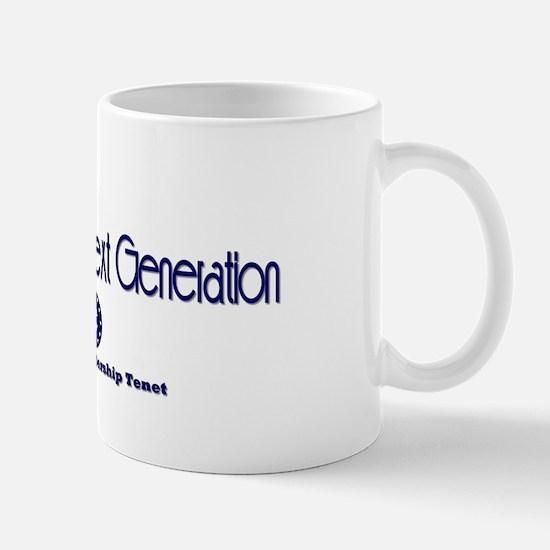 DP-Develop the Next Generation Mug