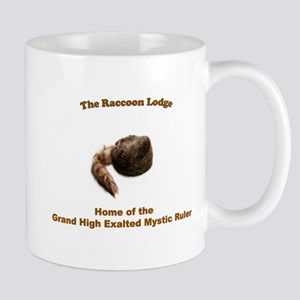 Raccoon Lodge Mug