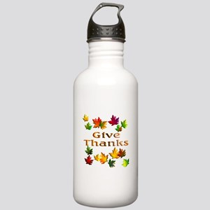 givethanks Stainless Water Bottle 1.0L