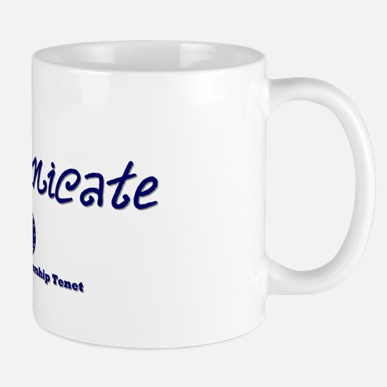 DP-Communicate Mug