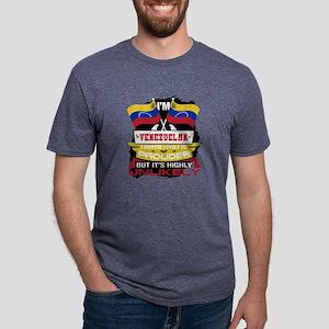 I'm Venezuelan Suppose I Could Be Prou T-Shirt