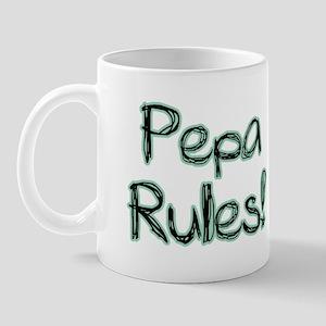 Pepa Rules Mug
