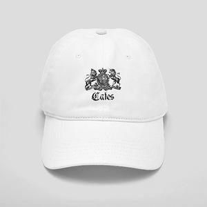 Cates Vintage Last Name Crest Cap