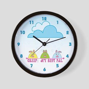 Best Pal Engrish Wall Clock